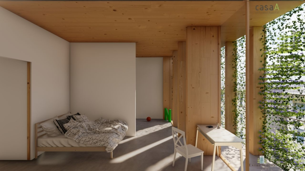 Promoción de 5 viviendas Obra Nueva Montserrat en Barcelona