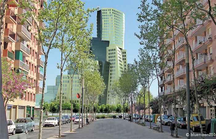 Proyectos urbanizables en La Sagrera